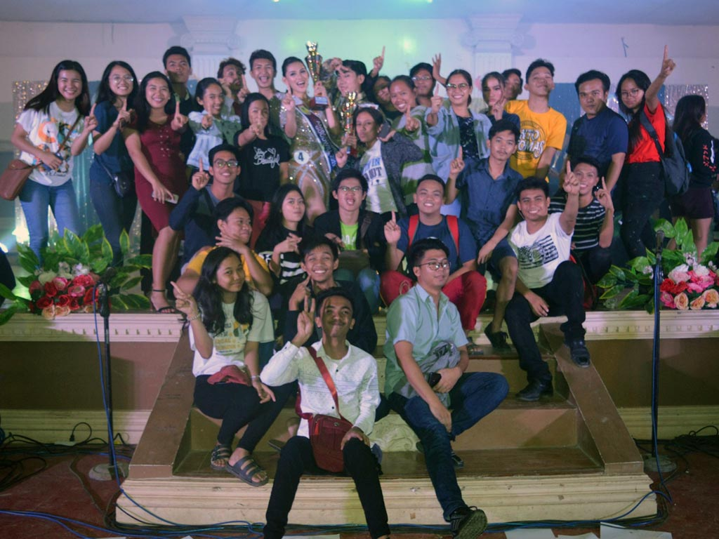 Cagayan Medical College students
