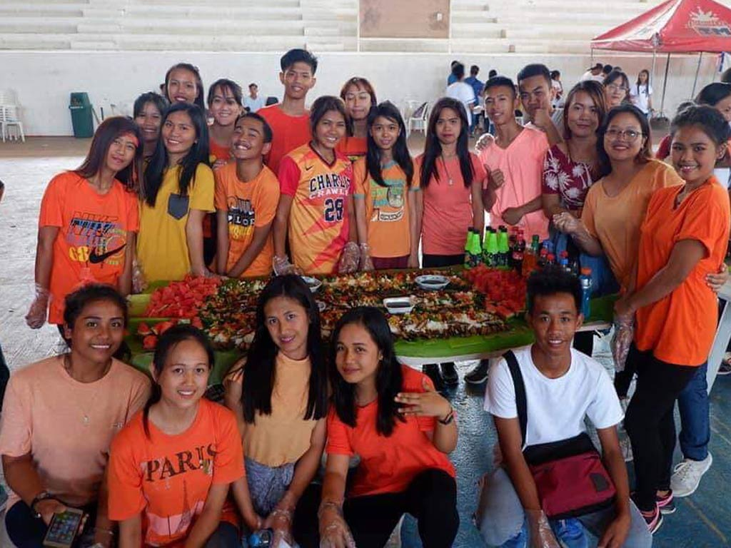 Food festival in CSU