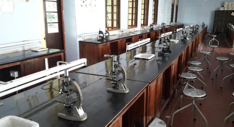 Cagayan State University Laboratory