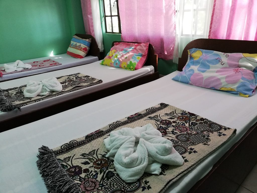 Cagayan State University Hostel provides top amenities for international students to have a comfortable stay