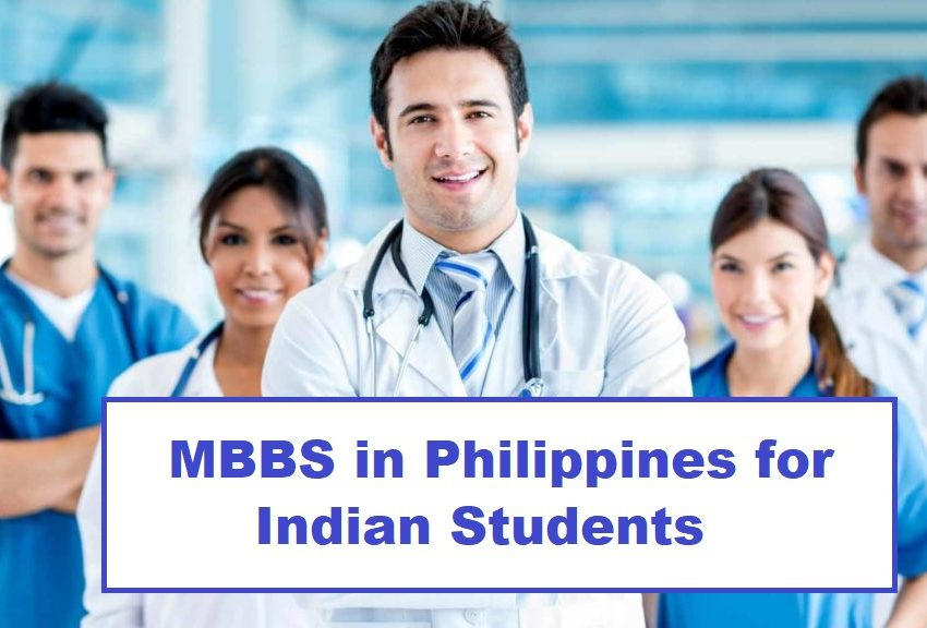 MBBS in Philippines for Indian Students is better option for Indian Students to study MBBS abroad