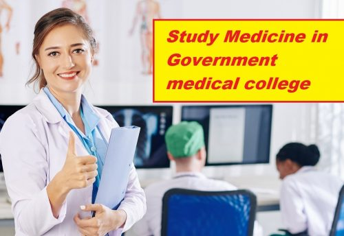 Student from Cagayan State University the best Philippines Government Medical College in classroom